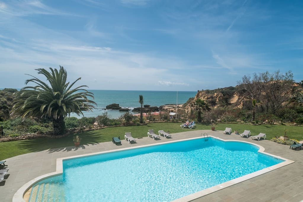 Shared pool and exclusive beach at your door step