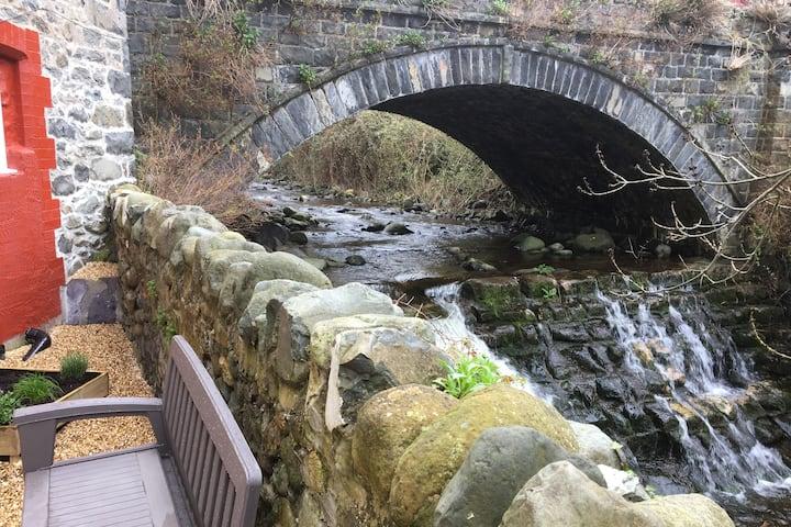 Riverside in Llanfairfechan