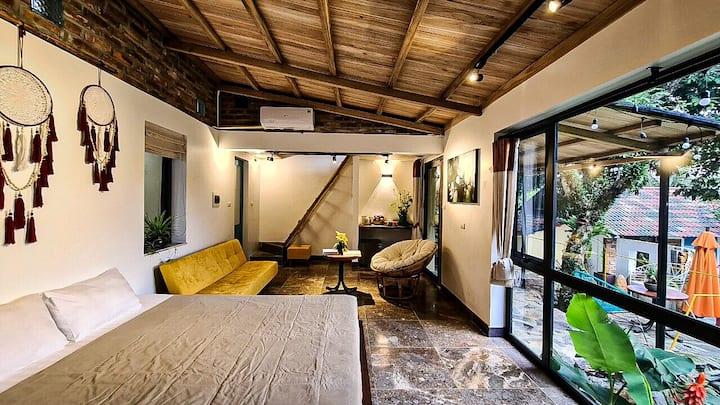 Longan House 01 -  Bavi Annam Garden