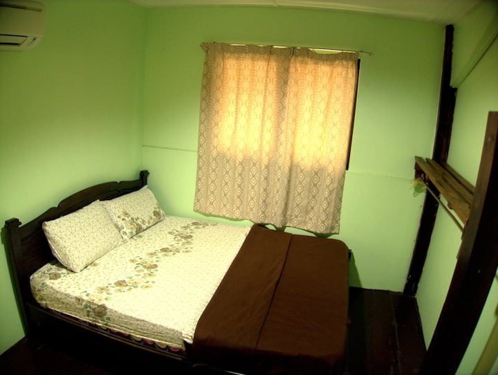 Double With Common Bathroom, Pangkor Guesthouse