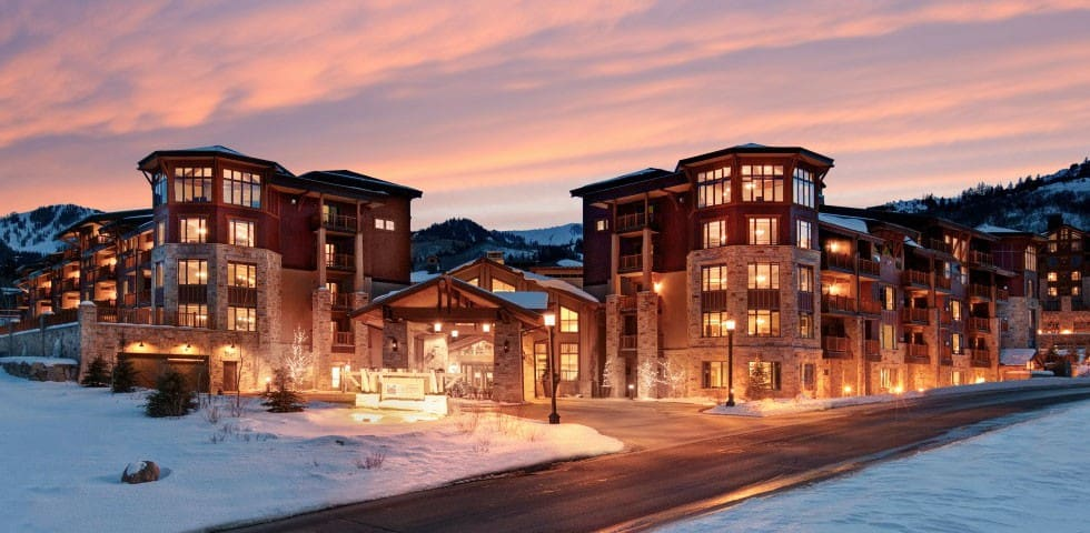Hilton Sunrise Lodge Resort Condo