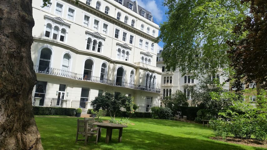 Hyde Park Central London Modern Apartment £50 Apr