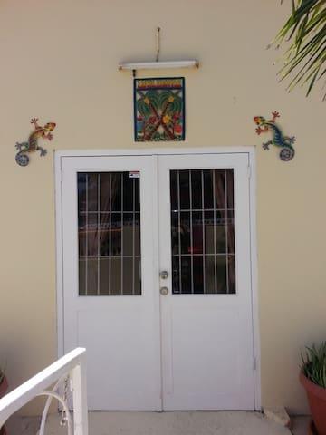 Welkom bij Casa Andries