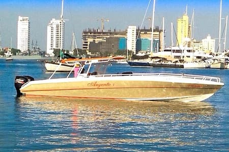 42ft Speedboat - Rent a private boat for a day! - Cartagena