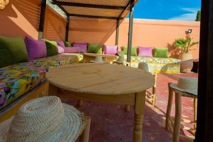 Best deal best location in a beautiful riad