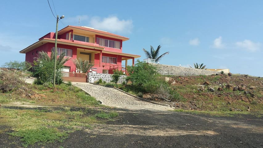 casa de férias na Baía das Gatas