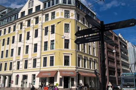 Oslo sentrum - Oslo
