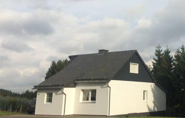 8-pers. vakantiehuis in Winterberg