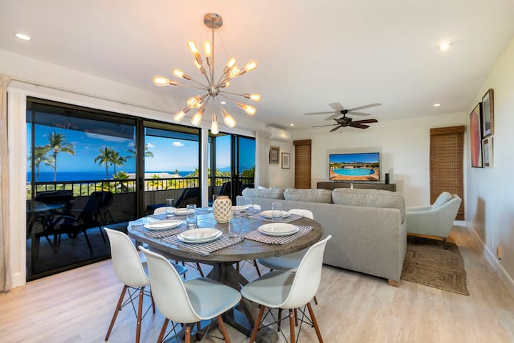 Gorgeous Luxury Wailea Condo! BEST Ocean Views!!