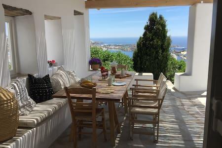 Elenashouse_Mykonos 🧿 Ideal for Families & Friends