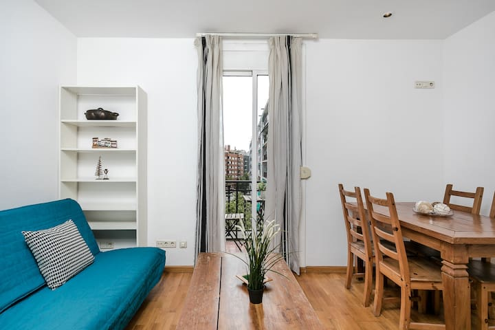 Apartments For Rent Les Corts Barcelona
