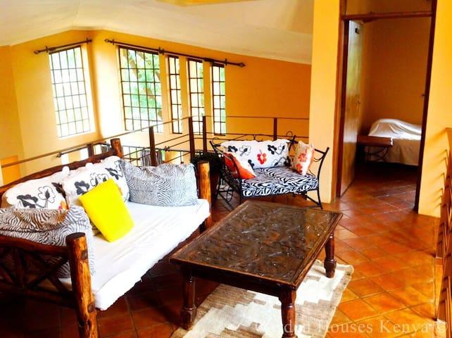 Garden Houses Kenya - Room 1