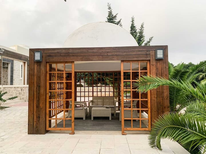 Chambre Elissa avec piscine en pleine nature