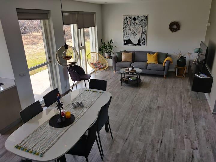 Mývatn apartments: Luxury in nature