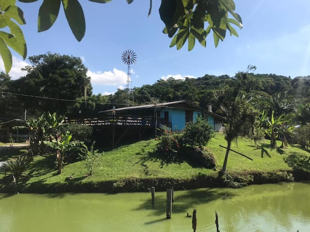 Casa de Campo Lagoa dos Sapos