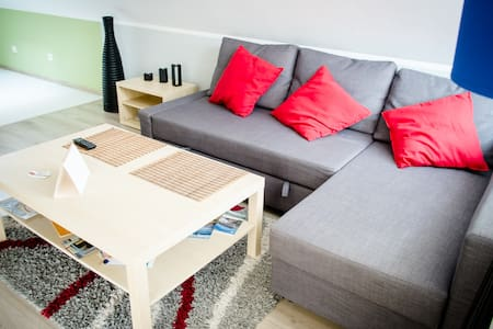 Apartament Widok - Cieplice - Huoneisto