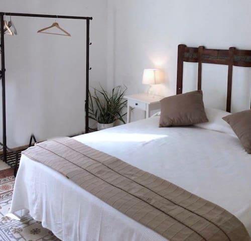 Camera matrimoniale a Marettimo