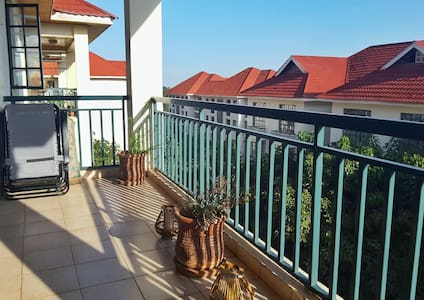 My Little Getaway [Furnished 2 Bedroom Apt] - Nairobi