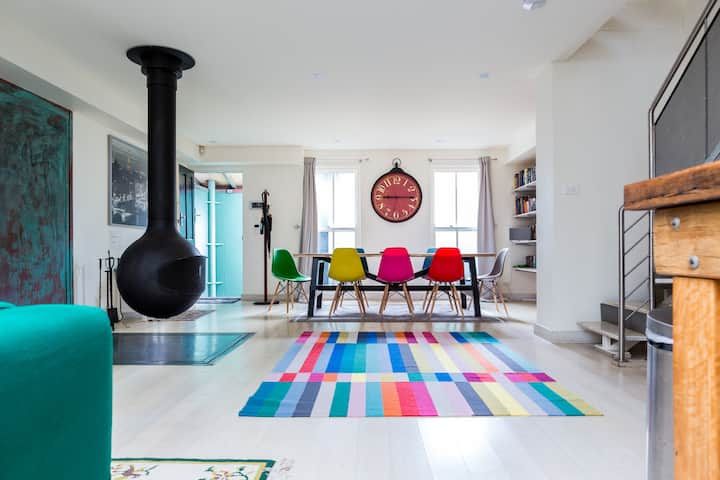 Stunning 3BR home in hip Surry Hills