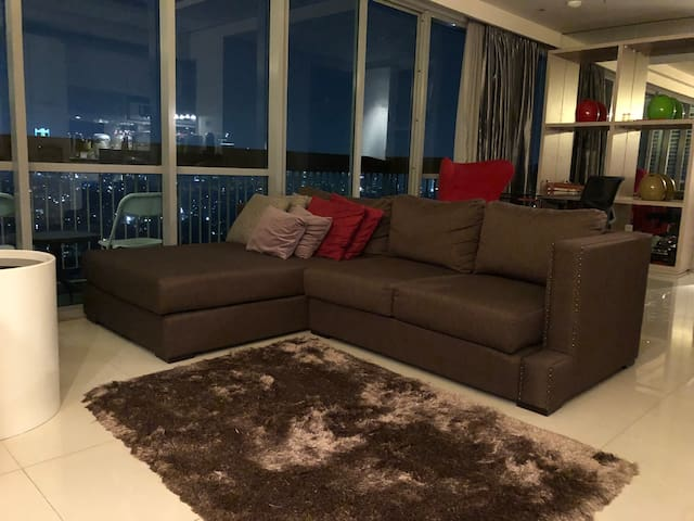 1 BR The Mansion Kemang-87 sqm, upscale neighbour