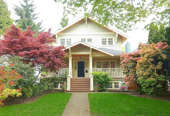 Kerrisdale fully renovated 2 bedrooms