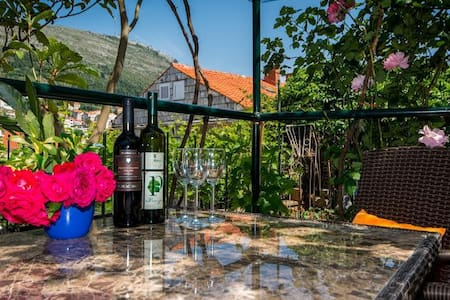 HAWAII / lovely terrace, close to Old town & beach - Dubrovnik - Apartment