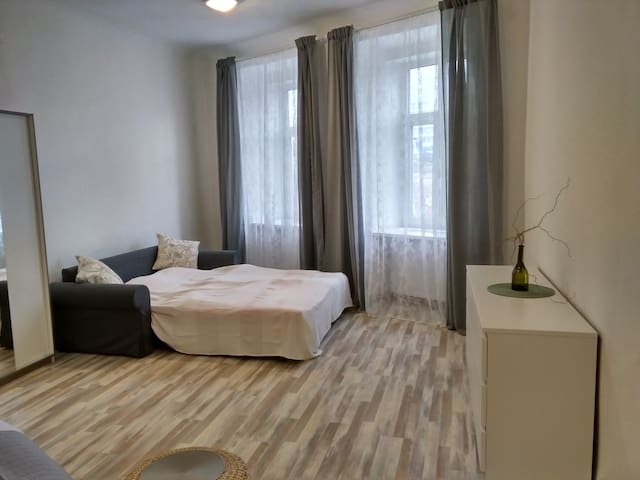 Nice flat near Brno center