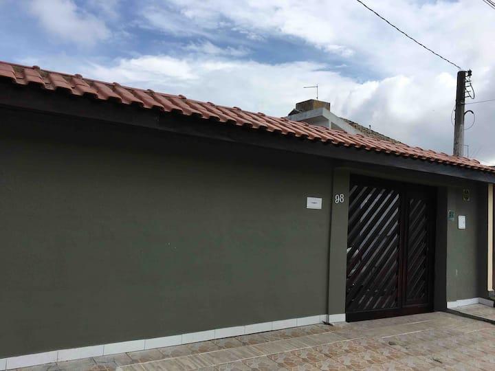Casa de Praia Guarujá - Balneário Pernambuco