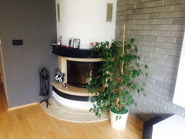 Komfortowy pokój/comfort doubleroom in Terrace - Zawada