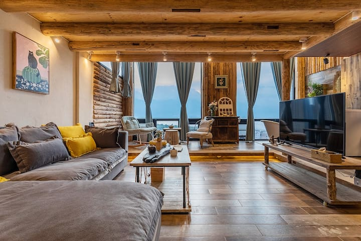 房间独立客厅 Living Room