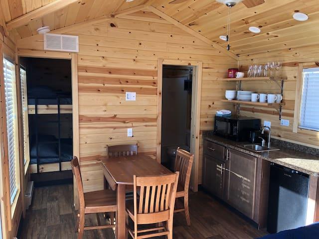 Deluxe Cabin 102