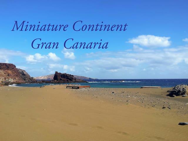 Comfy Burrero Beach Apt. & Solarium - Good Vibes