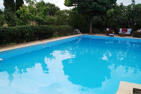 villa relax con piscina - Villa