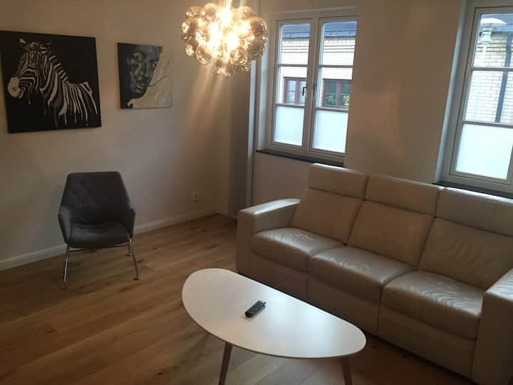 Mysig och nyrenoverad lägenhet i centrala Lund