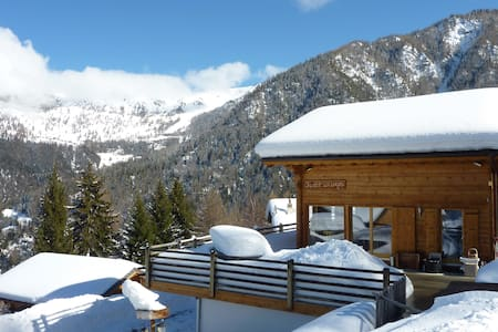 Chalet La Luge - B&B de Luxe - Bed & Breakfast
