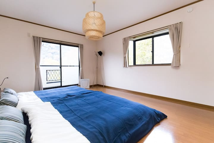 House nrHakoneMnt Gr8 view! 3min>BusStop TV+WiFi - Kanagawa - House