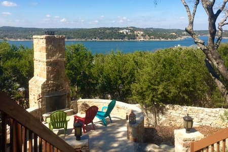Lake Travis View Dec-Feb pay 2 wknd nts, 3rd @ NC - Point Venture - Huis