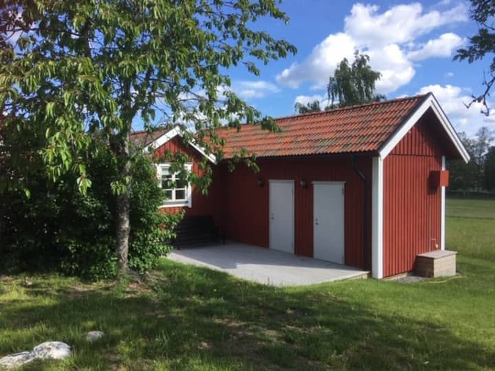 Countryside guesthouse one hour from Stockholm