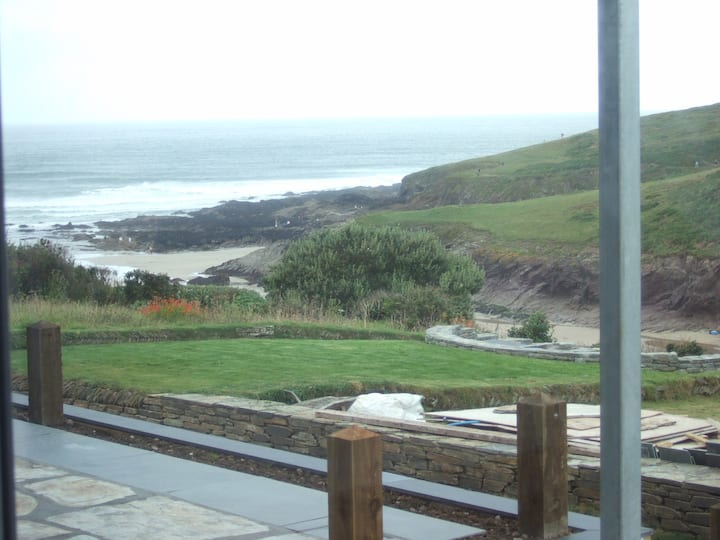 Gorgeous New Build Annex by Polzeath Beach,Slps2-3