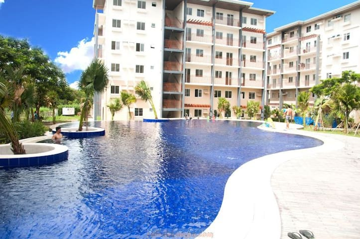 Fully Furnished 1 Bedroom Apt - Amaia Steps Nuvali