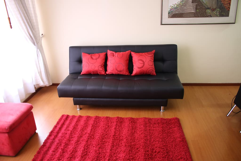 Sala: Sofa cama