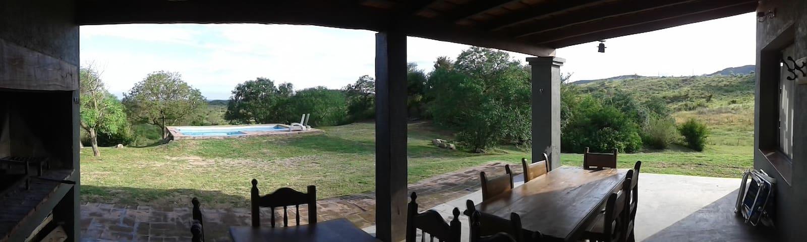 El Buen Aire, Casa de Campo