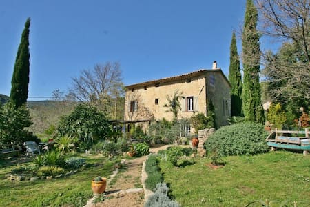 Romantic Bastide in the heart of Green Provence - Flayosc - Talo