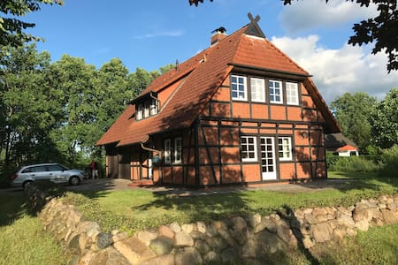 Pearl of the Nordheide, just outside of Hamburg