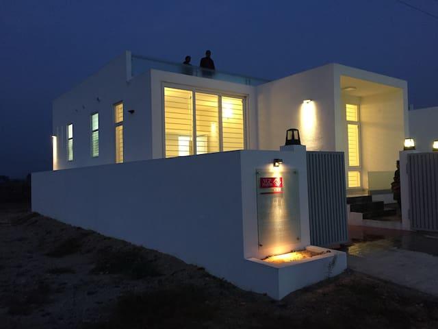 Sakthi Shelters - the family home