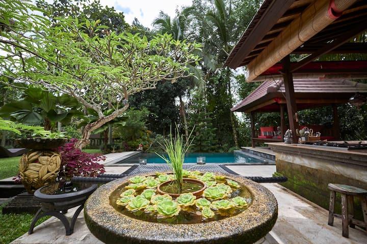 Romantic Luxury Villa-Private Pool & MANY EXTRAS❤️