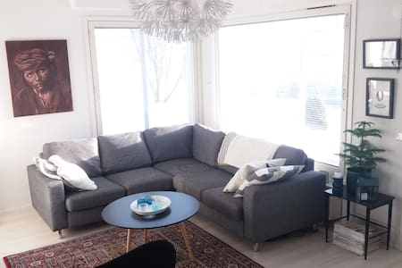 Nice apartment near Lahti - Hollola - Rivitalo
