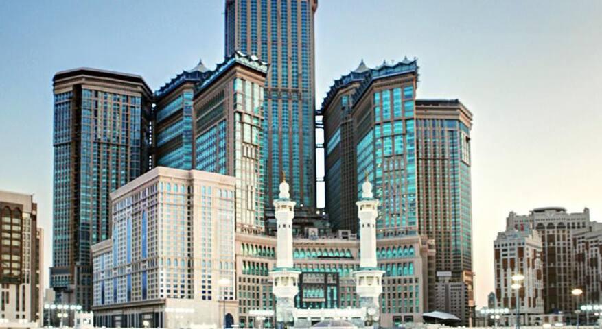 Hotel Pullman Zamzam Makkah, Mecca, Saudi Arabia