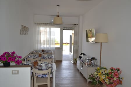 B&B Lineablu - Formia - Bed & Breakfast