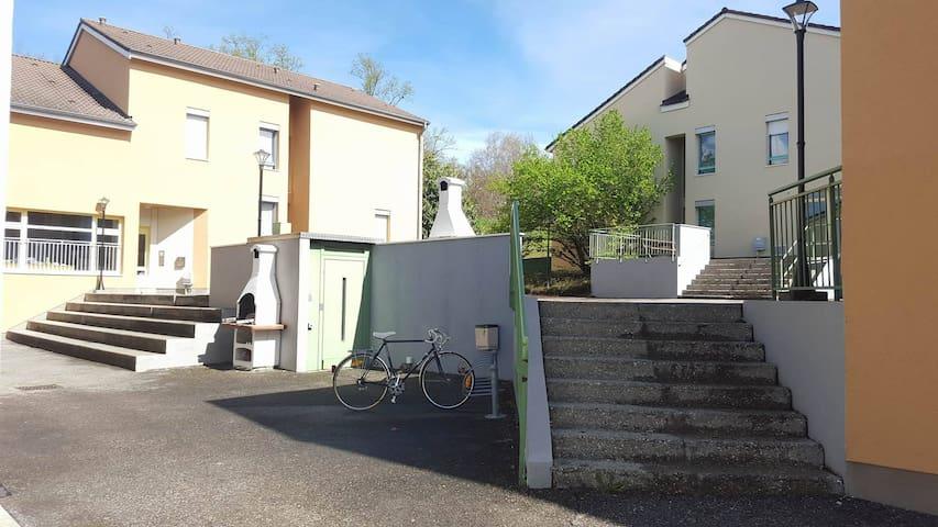 Résidence Pré Saint Jean - Annecy-le-Vieux - Wohnung